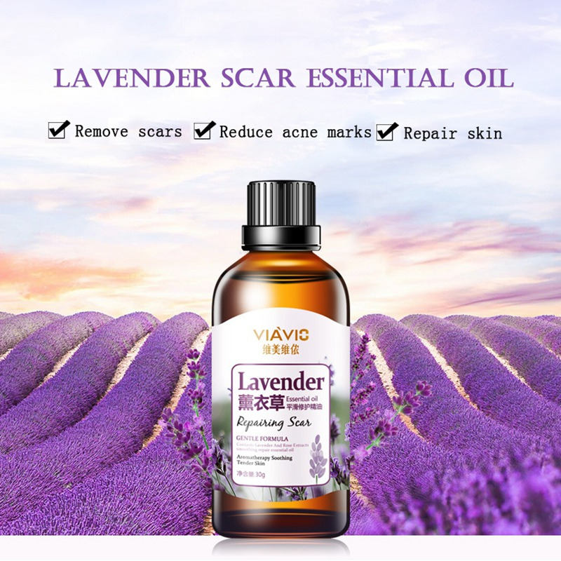 US $2 99 20% OFF Lavender To Scar Repair Essential Oil Burns Caesarean  Section Bumps Surgery Scars To Repair Essential Oils Authentic 30g-in  Essential
