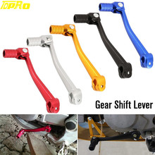 TDPRO Motorcycle Gear Shift Lever Folding Shifter CNC Aluminum Foot Gear Levers Fit KLX Honda Yamaha ATV Dirt Pit Bike Motocross