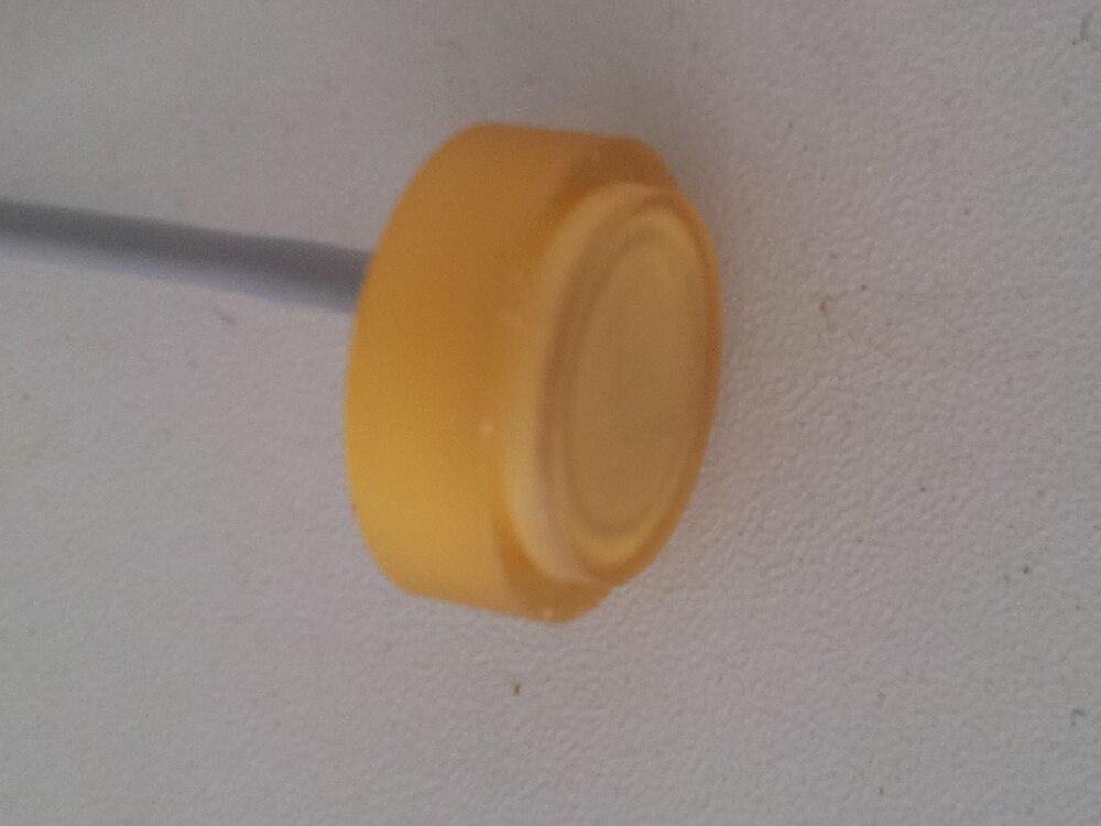 1MHz Ultrasonic Heat Meter Transducer Liquid Ultrasonic Flowmeter Transducer Probe DYW-1M-01I
