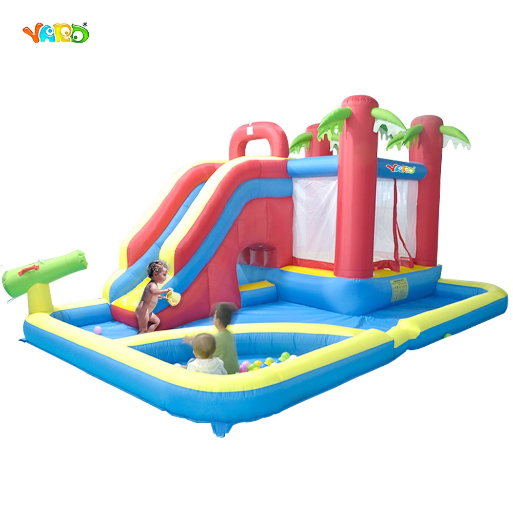 Kingdom Inflatable Bouncy Castle Bounce House moonwalk Jump Inflatable Bouncer Trampoline Water Slide residential bounce house inflatable combo slide bouncy castle jumper inflatable bouncer pula pula trampoline birthday party gift