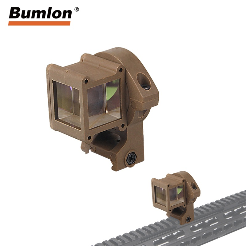 Angle Sight Reflex 360 Sight Rotate For Red Dot Or Holographic Sight Aiming Device Mount HT6-0062