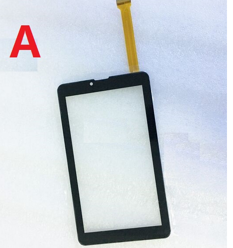 "New For 7"" for RoverPad Sky Glory S7 3G Tablet Capacitive touch screen panel Digitizer Glass Sensor replacement Free Shipping"
