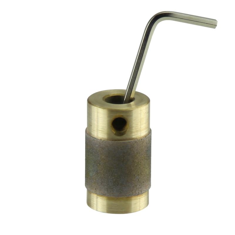 3/4'' Diameter Standard Diamond Grinder Copper Bit for Stained Glass Grinding Machine diameter 50mm diamond sintered standard stubbing grinding wheels for stone processing