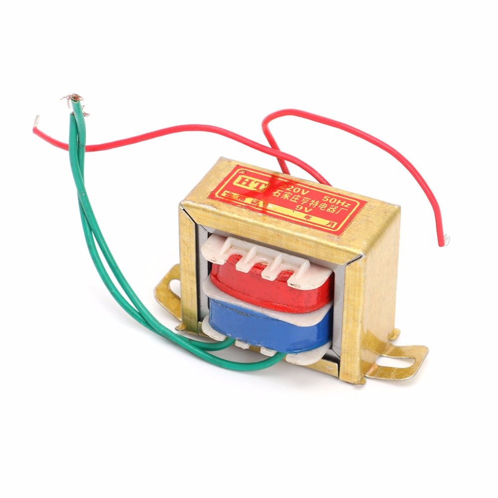 5W Power Transformer AC 220V To AC 9V Local Welder For Spot Welding Machine 5w power transformer ac 220v to ac 9v local welder for spot welding machine g07 drop ship