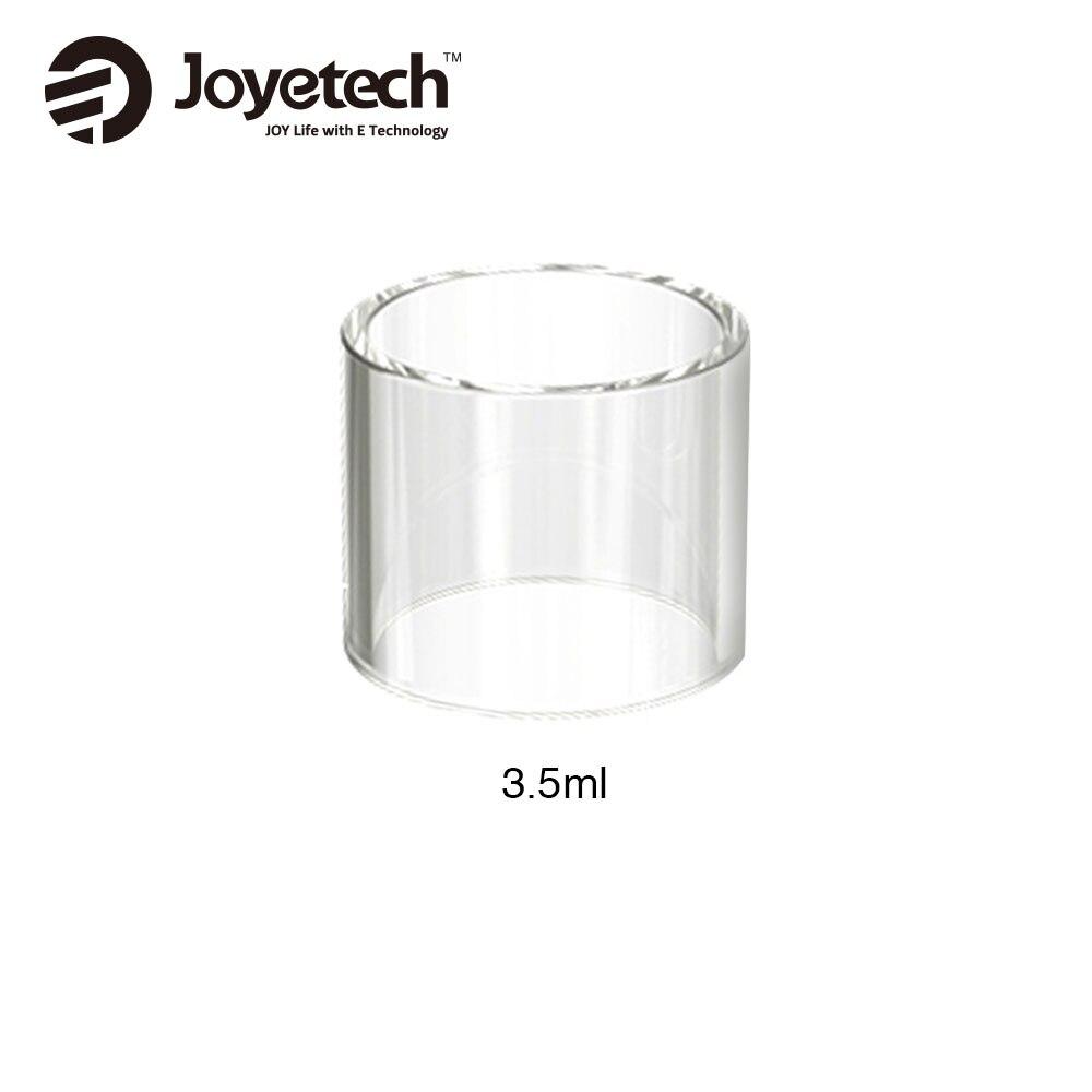 Original Joyetech Glas Rohr 3,5 ml Kapazität für Joyetech Überschreiten D22 Tank/Überschreiten D22C Zerstäuber E-cig Vape glas Rohr Zubehör