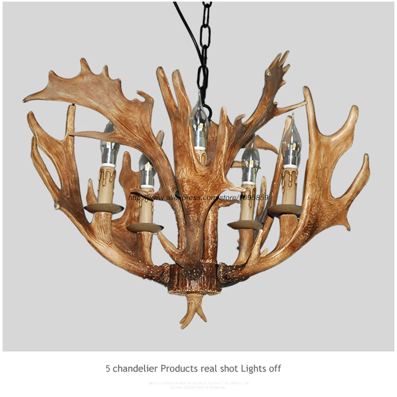 America country style antlers chandelier lighting vintage dining america country style antlers chandelier lighting vintage dining room restaurant ceiling fixture light in chandeliers from lights lighting on mozeypictures Image collections