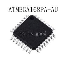 10PCS ATMEGA168PA ATMEGA168PA-AU QFP32