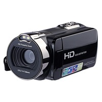 HDV 312 Video Camera Full HD 1080P Portable Camcorders Video Camera Long Distance Binocular Cam+ 2.0 inch LCD Video Recording