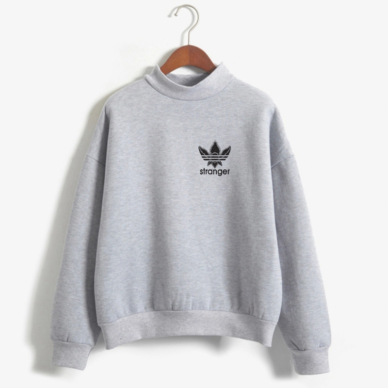 Red Adidas Sweatshirt  3