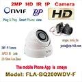 Câmera ip hi3516c + sony imx322 1080 p motorzoom auto lente zoom 2.8-12mm 2MP ip câmera dome WDR IR cut P2P Onvif cctv vigilância