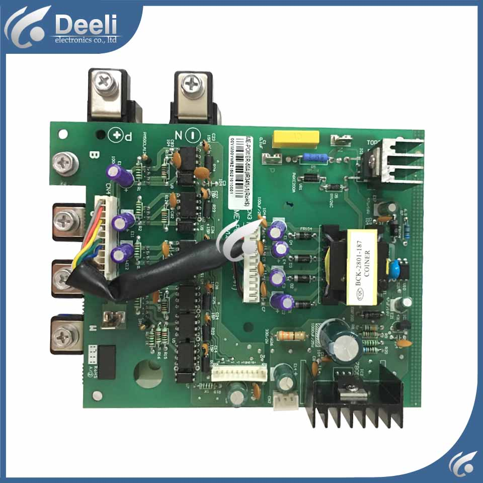 good working for air conditioning board Frequency module board ME-POWER-50A ME-POWER-50A(IR341) good me bad me