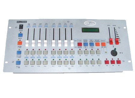 Cheap Price NEW&Hot DISCO 240 Stage Light Controller DMX Controller,2048 Controller,Computer controller dmx192 controller