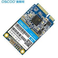 OSCOO mSATA Жесткий диск 6 ГБ/сек. SSD 60 ГБ 120 ГБ 240 ГБ 480 ГБ internal Solid State Drive MLC 4 мм жесткий диск для портативных ПК SSD