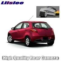 Liislee Auto Kamera Für Mazda Mazda2 M2 Demio DE 2007 ~ 2014 Hohe qualität Ansicht-aushilfskamera Für Freunde | CCD mit RCA