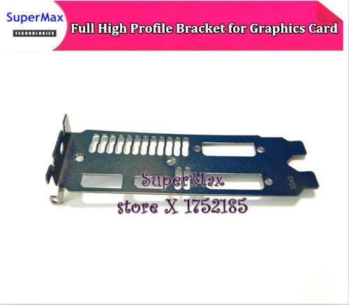 Ücretsiz Kargo Tam Yüksek Profilli Braket nVIDIA GTX680/gtx780 GTX TITAN video grafik kartı Çift DVI + HDMI + DP