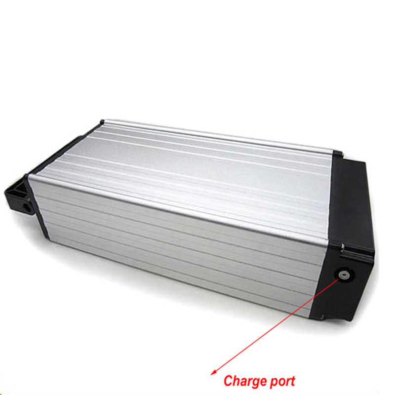 Rechargeable rear rack battery pack 60V 20Ah For motorcycles, electric scooter, wheelchairs, golf car battery For Samsung cell