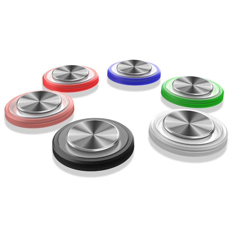 Game Joystick For iPhone Android Mobile Phone Sucker Rocker Metal Button Controller For Eating Chicken Game Walking Artifact P.2(China)