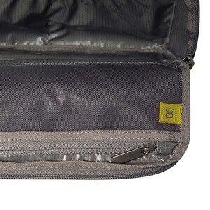 Image 4 - Xiaomi bolsa de cosméticos original, bolsa feminina de 3l para maquiagem, bolsa de viagem, impermeável