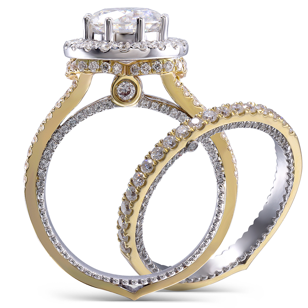compass back set wedding products engagement madison view valerie ct rings ring moissanite yellow gold eva
