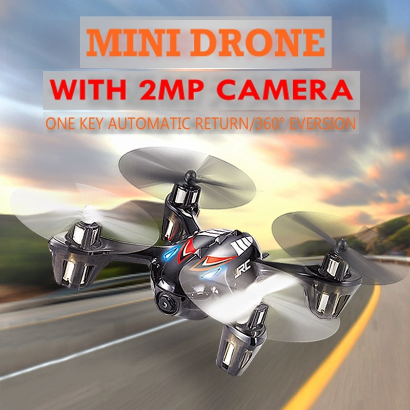 Mini Drones With Camera Hd Jjrc H6c Micro Quadcopters Flying Helicopter Professional Rc