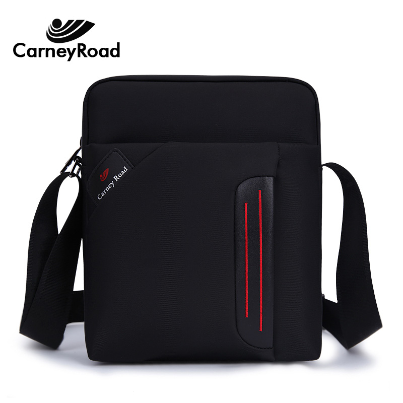 Carneyroad High Quality Men Shoulder Bag Waterproof Ipad Handbags Casual Messenger Bags For Men