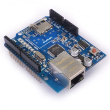 Miroad  Ethernet Shield W5100 Micro-sd Card Slot for Arduino 2009 UNO Mega 1280 Mega 2560 Nano Duemilanove K15