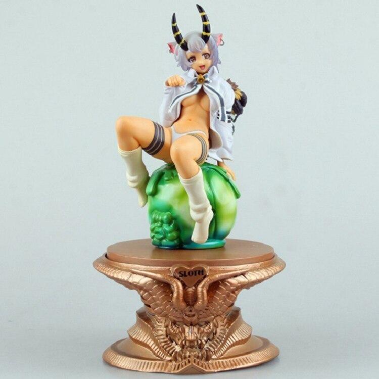 Anime Seven Deadly Sins Belphegor Laziness Statue Beautiful Girl Action Figure
