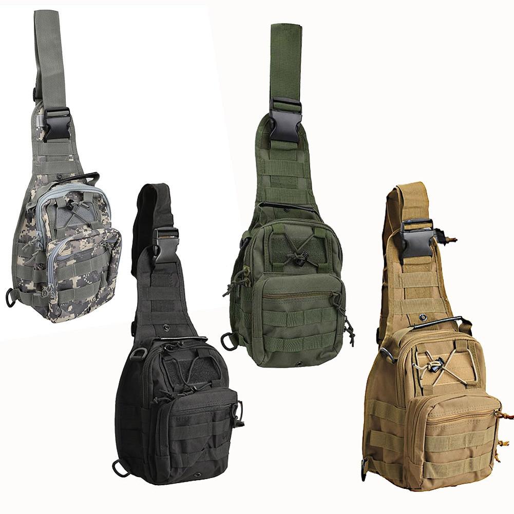 2017 Hot Sale Crossbody Shoulder Bag Oxford cloth Military Haversack Casual High Quality Bag for Men LXX9 1