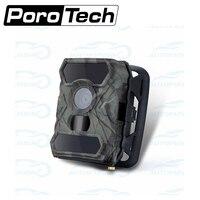 S880 Охота Камера 12MP 1080 P HD Широкий формат инфракрасный Ночное видение ИК светодиодов Скаутинг Камера цифровой Камеры скрытого видеонаблюден