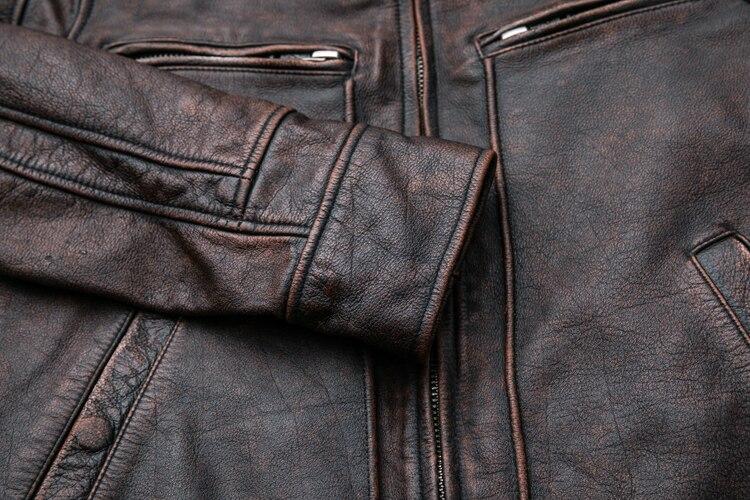 HTB1V5qHwOCYBuNkSnaVq6AMsVXa9 MAPLESTEED Brand Amekaji Motor Biker Style Men Leather Jacket Black Red Brown Cowhide Vintage Jackets Men Winter Coat 5XL M100