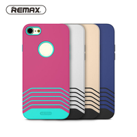 Remax Phone Cases Cover For IPhone 7 7 Plus Silicone Case PC TPU Neo Hybrid Durable