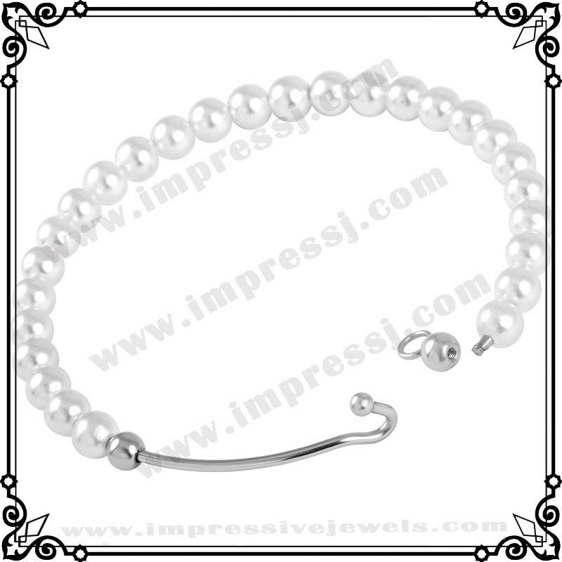 2017 nouveau Bracelet de perles de mode pour femmes et Bracelet 100% Bracelet de perles d'eau douce beau Bracelet de bijoux cadeau avec balle ouvrable