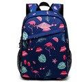 Школьные сумки с мультяшным принтом  Детские рюкзаки для мальчиков и девочек  легкие водонепроницаемые школьные сумки  Детская сумка-портф...