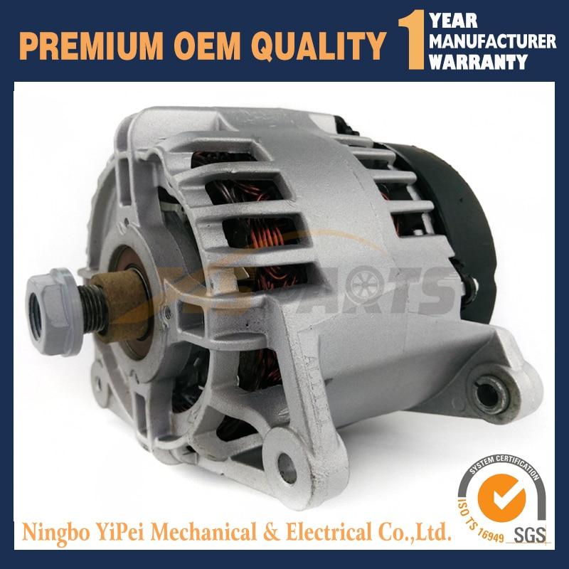US $96 86 |185046522 185046500 2871A301 NEW 85A ALTERNATOR FOR TEREX  PERKINS 1104C 44T ENGINE-in Alternators & Generators from Automobiles &