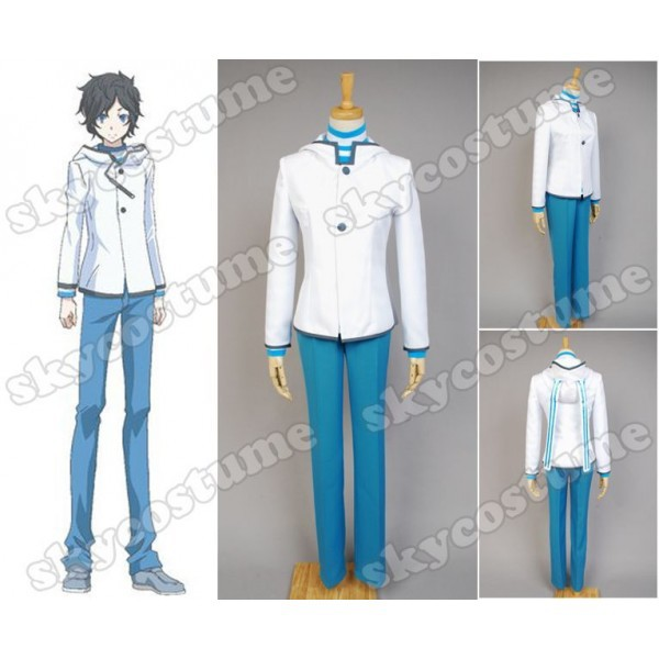Shin Megami Tensei Devil Survivor 2 Kuze Hibiki Cosplay Costume Halloween Carnival Full Set