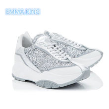 c41e565143 Silver Glitter Flats Promotion-Shop for Promotional Silver Glitter ...