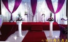 wedding backdrop paillette curtain Backdrop for Wedding Decoration 10ft*20ft wholesale Stage background