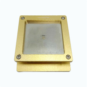 Image 2 - For Antminer Tin Tool for S9 S9J Hash Board Repair Chip Plate Holder Tin Fixture BM1387