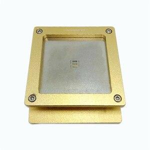 Image 2 - Pour Antminer outil détain pour S9 S9J Hash Board réparation puce plaque support étain montage BM1387