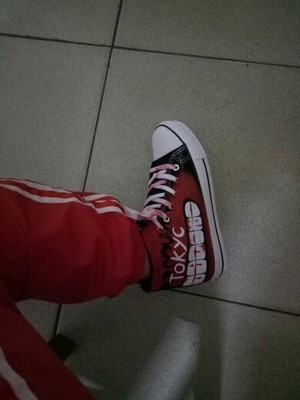 Halloween Sneakers Hip-hop  5