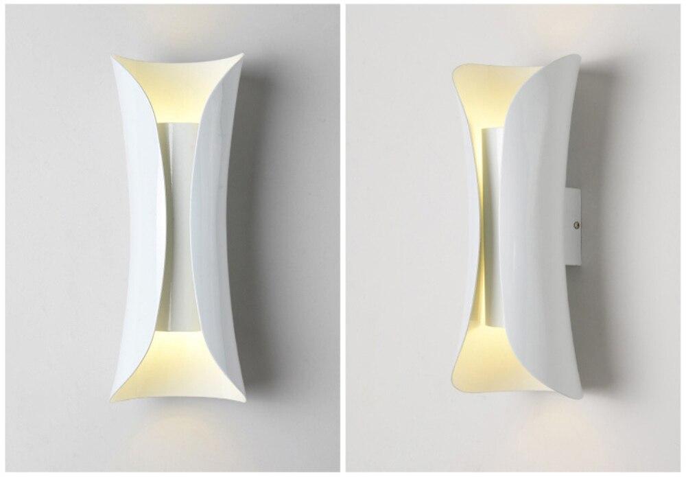 lâmpada cabeceira europeu hotel corredor luz parede