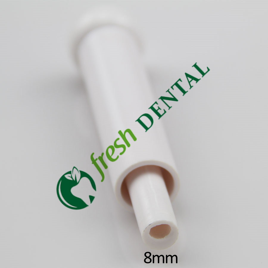 Teeth Whitening 1 Pair Dental Hve Valve Strong Suction Weak Suction Head Saliva Ejector Se Sucking Handle Dental Chair Unit Plastic Head Beauty & Health