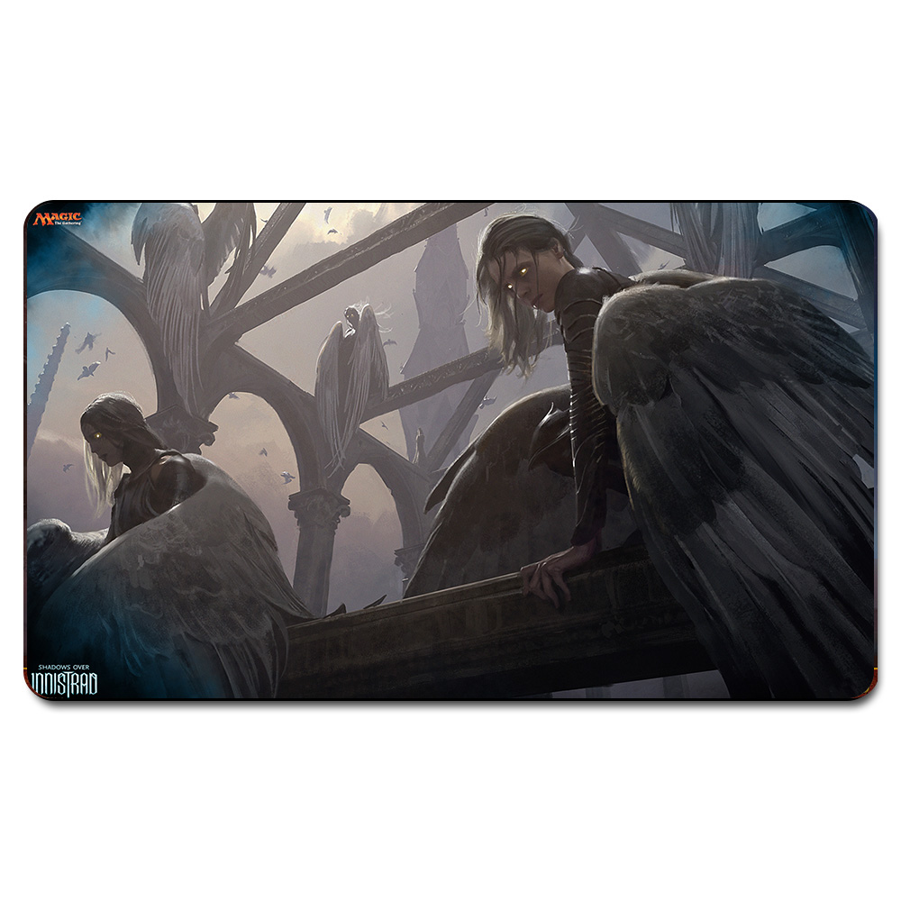 Many Playmat Choice ALWAYS WATCHING PLAYMAT MGT Board Games Play Mat Magic Card Games Table Pad with Free Gift Bag