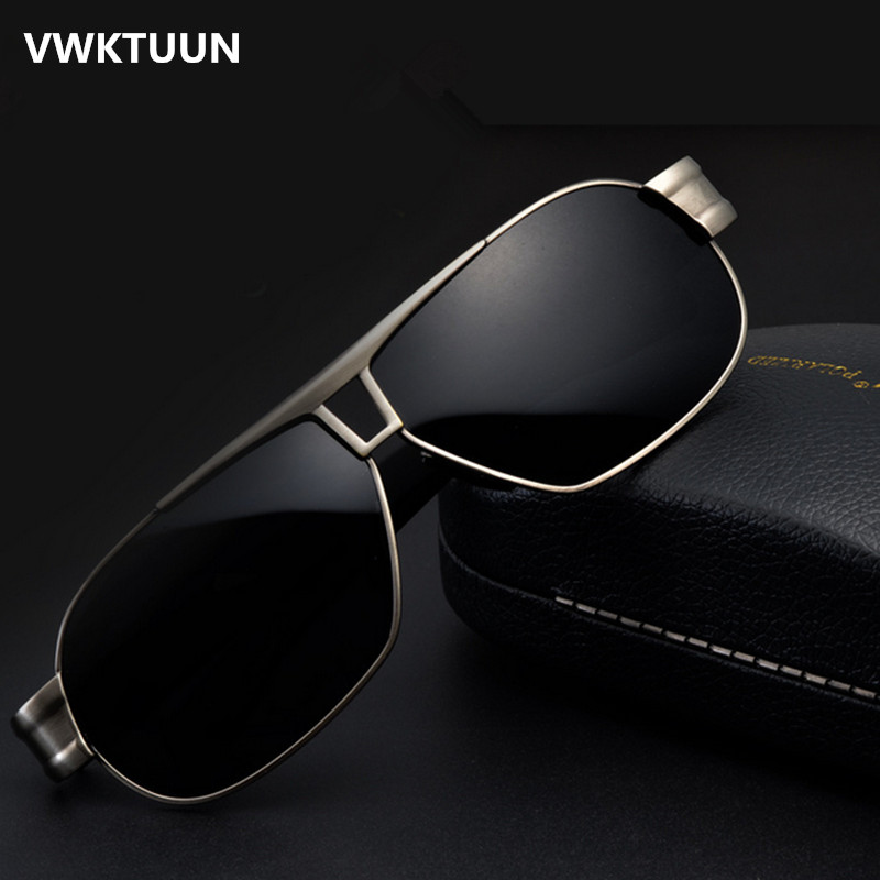 VWKTUUN Polarized Sunglasses Men Coating Sun Glasses Outdoor Sport Driving Fishing Sungl ...
