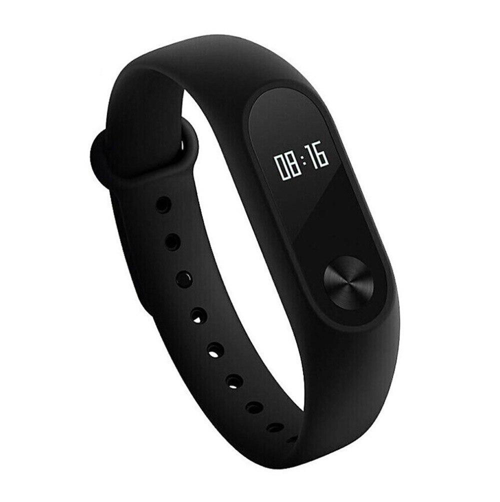 Xiao mi mi Bande 2 Smart Bracelet Bracelet OLED Écran Touchpad Pulse Sommeil Moniteur de Fréquence Cardiaque Fitness Tracker Smartband dropship