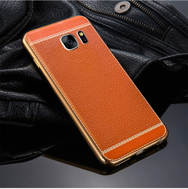 Plating Edge Case for Samsung Galaxy