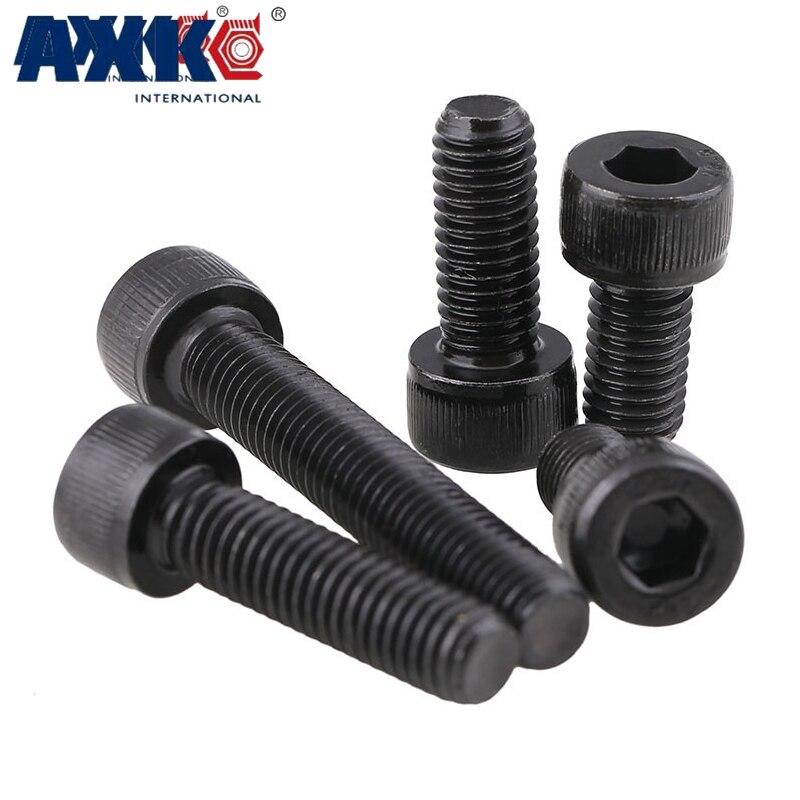 M18 M18*1.5*90/100 M18x1.5x90/100 1.5mm Pitch 12.9 Grade Carbon Steel Full Fine Thread Cap Allen Head Bolt Hexagon Socket Screw цена