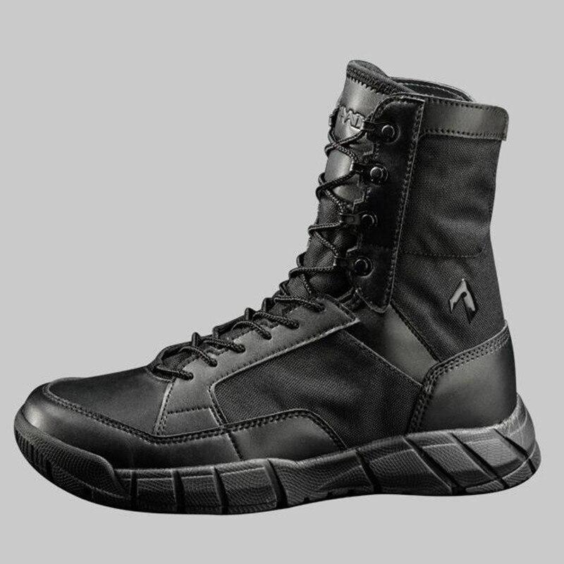 Zapatos De Senderismo Impermeables Al Tobillo Ligeros Botas De ...