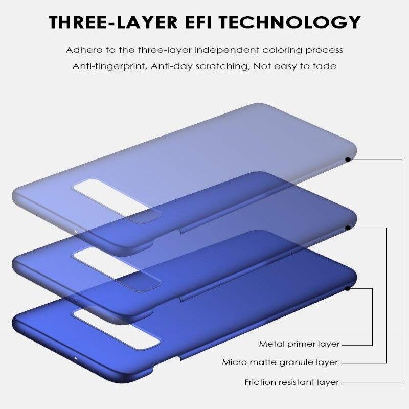 Case For Samsung Galaxy S10e S10 Plus Cover Shockproof 360 Full Body Hard PC Case for Samsung Galaxy S9 S8 S7 S6 S5 Edge Plus  (11)