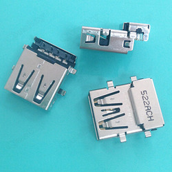 Usb3 0 9 pin plate type female socket 4 plate high temperature resistance halogen free environmentally.jpg 250x250